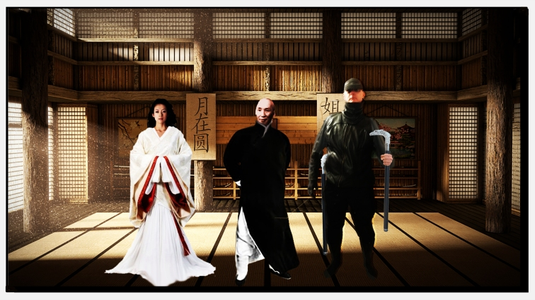 GRAND MASTER BEI YING, SIFU IP MAN, & TUDI LONG SHE
